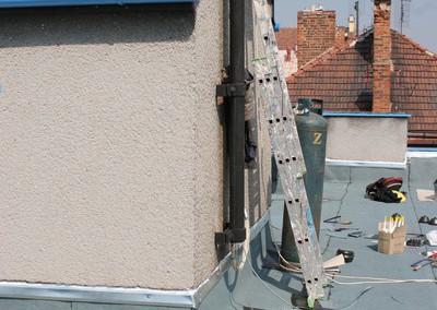 Generální opravy střešních krytin